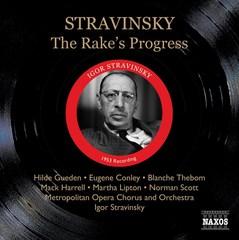 Stravinsky, I. - Stravinsky: The Rake's Progress