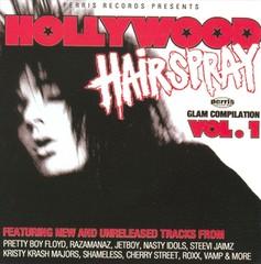 Various Artists - Hollywood Hairspray, Vol. 1