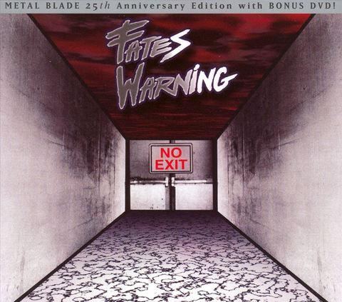 Fates Warning - No Exit [Special Edition]