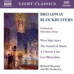 Richard Hayman - Broadway Blockbusters [Naxos]