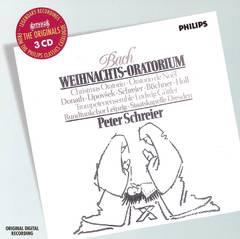 Peter Schreier - Bach: Weihnachts-Oratorium