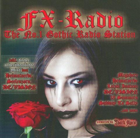 VARIOUS ARTISTS - FX Radio: The No. 1 Gothic Radio Station