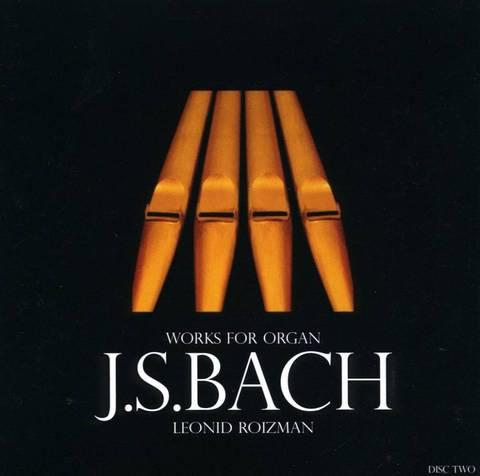 Bach, J.S. - J.S. Bach: Works for Organ, Vol. 2