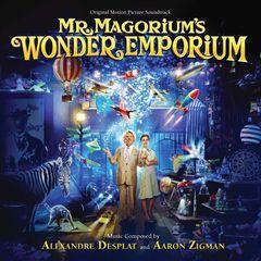 Alexandre Desplat - Mr. Magorium's Wonder Emporium [Original Motion Picture Soundtrack]