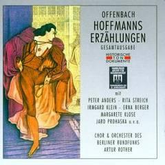 Artur Rother - Offenbach: Hoffmanns Erzählungen