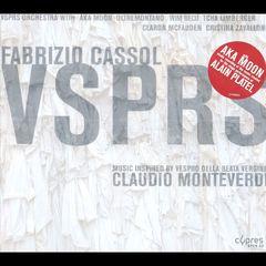 Original Soundtrack - Fabrizio Cassol: VSPRS
