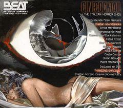 VARIOUS ARTISTS - Cinecocktail: 4 the Italian Horror Show [CD/DVD]