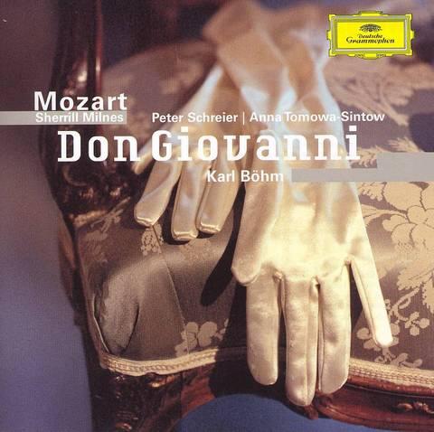 Karl Böhm - Mozart: Don Giovanni