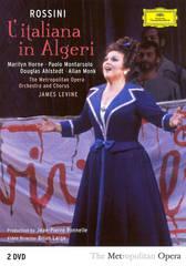 James Levine - Rossini: L'Italiana in Algeri [DVD Video]
