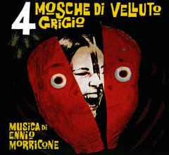 Ennio Morricone - 4 Mosche di Velluto Grigio [Original Motion Picture Soundtrack]