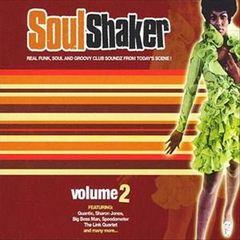 Various Artists - Soulshaker, Vol. 2