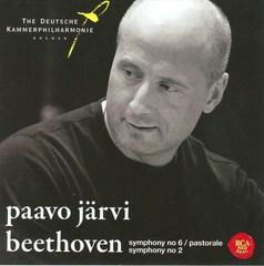 Paavo Järvi - Beethoven: Symphonies Nos. 6 & 2