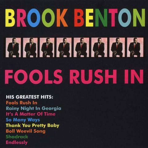 Brook Benton - Fools Rush In [Aim]