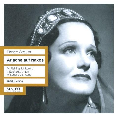 Karl Böhm - Richard Strauss: Ariadne auf Naxos