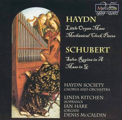 Haydn, J. - Haydn and Schubert: Masses