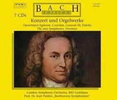 Bach, J.S. - Concerts & Organ Works