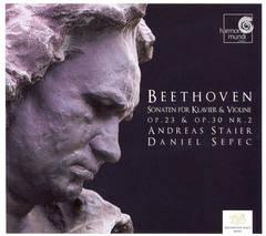 Beethoven, L. Van - Beethoven: Sonaten für Klavier & Violine Op. 23 & 30