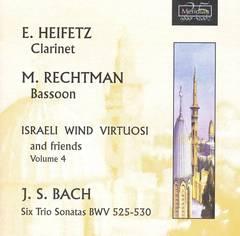 Bach, J.S. - J.S. Bach: Six Trio Sonatas BWV 525-530