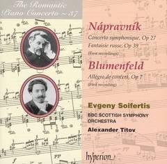 Evgeny Soifertis - Nápravník: Concerto symphonique; Fantaisie russe; Blumenfeld: Allegro