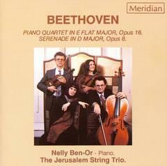 Beethoven, L. Van - Beethoven: Piano Quartet, Op.16; Serenade, Op.8