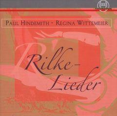 Hindemith, P. - Hindemith, Wittemeier: Rilke-Lieder