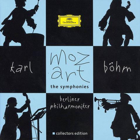Karl Böhm - Mozart: The Symphonies [Box Set]