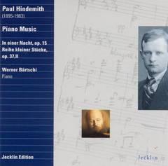 Hindemith, P. - Hindemith: Piano Music