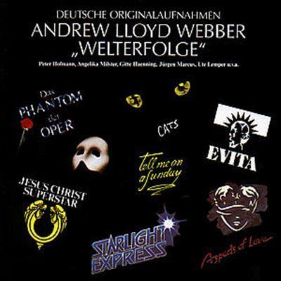 Andrew Lloyd Webber - Welterfolge