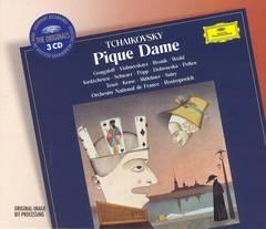 Mstislav Rostropovich - Tchaikovsky: Pique Dame