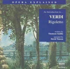 "Verdi, G. - An Introduction to Verdi's ""Rigoletto"""