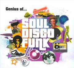 VARIOUS ARTISTS - Genius of...Soul Disco Funk
