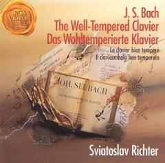 Sviatoslav Richter - Bach: Well-Tempered Clavier