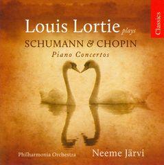 Neeme Järvi - Louis Lortie plays Schumann & Chopin Piano Concertos