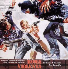 Original Soundtrack - Roma Violenta