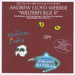 Andrew Lloyd Webber - Andrew Lloyd Webber: Welterfolge II