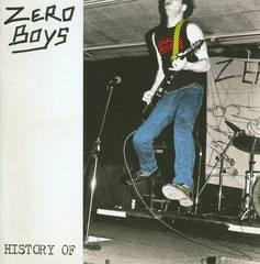 The Zero Boys - History of the Zero Boys