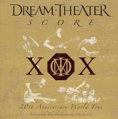 Dream Theater - Score: XOX - 20th Anniversary World Tour Live with the Octavarium Orchestra