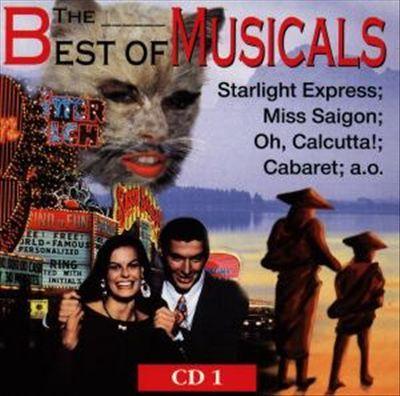 Musical Sound Orchestra - Best of Musicals, Vol. 1
