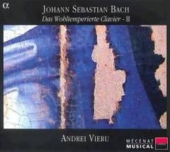 Bach, J.S. - Johann Sebastian Bach: Das Wohltemperierte Clavier - II