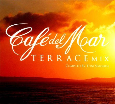 VARIOUS ARTISTS - Café del Mar: Terrace Mix