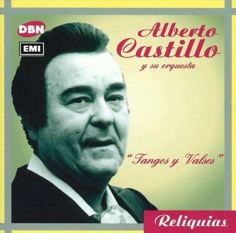 Alberto Castillo - Tangos y Valses