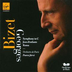Paavo Järvi - Bizet: Symphony in C; Jeux d'enfants; Roma