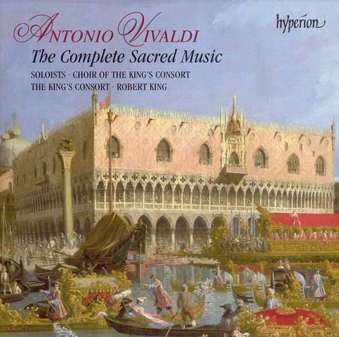 the musical contributions of antonio vivaldi