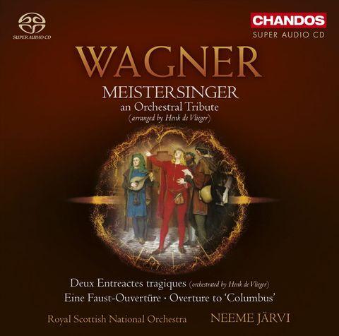 Neeme Järvi - Wagner: Meistersinger - An Orchestral Tribute