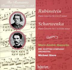 Marc-André Hamelin - Rubinstein: Piano Concerto No. 4; Scharwenka: Piano Concerto No. 1