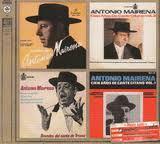 Mairena, Antonio - 4 Original 45 Ep's, 16 Tr
