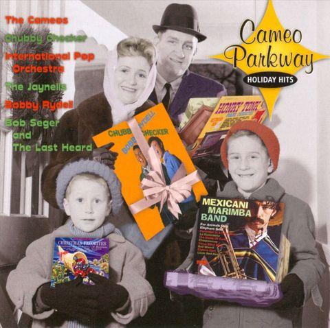 VARIOUS ARTISTS - Cameo Parkway Holiday Hits