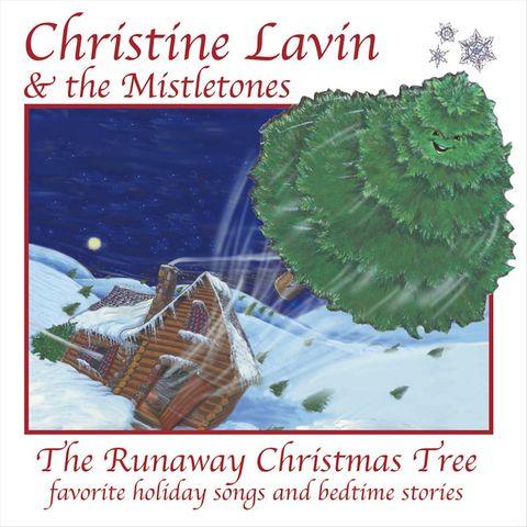 Christine Lavin - The Runaway Christmas Tree