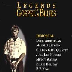Mahalia Jackson - The Legend of Gospel & Blues