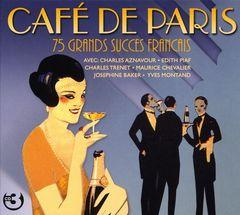 VARIOUS ARTISTS - Cafe de Paris [Not Now]